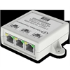 CyberData 3 Port Gigabit Ethernet Switch