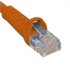 ICC PATCH CORD, CAT 6, MOLDED BOOT, 7' OR