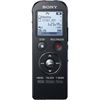 Digital Flash Voice Recorder, Black