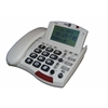 50dB Amp Speakerphone WHITE