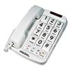Big Button Braille w 40dB Amplification