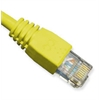 ICC PATCH CORD, CAT 6, MOLDED BOOT, 7'  YL