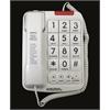 Northwestern Bell 20200 NWB Big Button W/Braille
