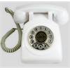 Paramount 1950 Desk Phone White
