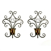 Truffle Set of 2 Wall Sconces, C