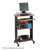 Muv™ Stand-up Desk Cherry/Black