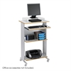 Muv™ Stand-up Desk Gray