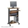 Muv™ Stand-up Desk Medium Oak/Black