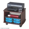 Picco™ Duo Printer Stand Mahogany