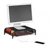 Powered Onyx™ Monitor Stand Black