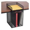 Onyx™ Vertical Hanging Storage Black