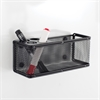 Onyx™ Mesh Marker Organizer with Basket Black