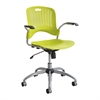 Sassy® Manager Swivel Chair Grass