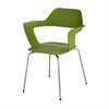 Bandi™ Shell Stack Chair (Qty. 2) Green