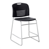 Vy™ Counter Height Chair Black