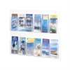 Clear2c™ 12 Pamphlet Display Clear