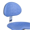 SitStar™ Stool Back Blue