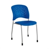 Reve™ Guest Chair Straight Leg Round Back (Qty. 2) Blue