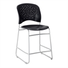 Reve™ Counter Height Chair Black