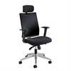 Tez™ Manager Chair with Headrest Black