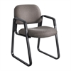 Cava® Urth™ Sled Base Guest Chair Black