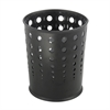 Bubble Wastebasket (Qty. 3) Black
