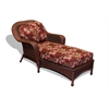 Tortuga Outdoor Lexington Chaise Lounge - Java -   Montfleuri Sangria