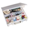 Deep Compartmented Storage Case