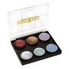 Finetec Artist Mica Watercolor Paint 6-Color Set