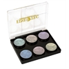 Finetec Artist Mica Watercolor Paint Iridescent 6-Color Set