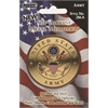 Self-Adhesive Metal Military Medallion Army