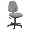 Alvin Medium Gray High Back Office Height Monarch Chair