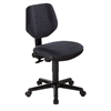 Black Comfort Classic Deluxe Office Height Task Chair