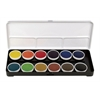 Watercolor Paint Transparent 12-Color Set