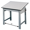 Alvin DesignMaster Office Height Drawing Table