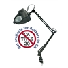 1.75x Swing-Arm Magnifier Lamp Black