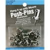 "Moore 3/8"" Push-Pins 20-Pack"