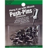 "Moore 1/2"" Push-Pins 20-Pack"