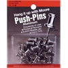 "Moore 5/8"" Push-Pins 20-Pack"