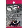 "Moore 5/16"" Map Tacks 50-Pack"