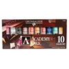 Grumbacher Academy Oil Paint 10-Color Set
