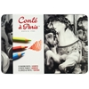 Conté Pastel Pencil 12-Color Set