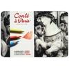 Conté Pastel Pencil 12-Color Set