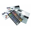 Liquitex Basics Acrylic 24-Color Set