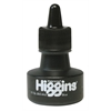 Higgins Waterproof Color Drawing Ink Blue