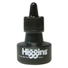 Higgins Waterproof Color Drawing Ink Green
