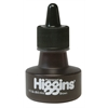 Higgins Waterproof Color Drawing Ink Brown