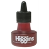 Higgins Waterproof Color Drawing Ink Orange