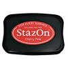 StazOn Solvent Ink Pad Cherry Pink