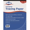 "Alvin Traceprint Tracing Paper 50-Sheet Pad 8-1/2"" x 11"""